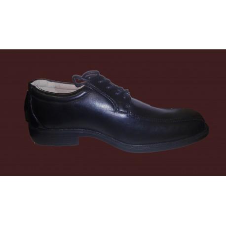 buy online 270c7 f4bea Scarpe Classiche Nere Uomo - Firenze in Divisa